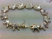 Silver Fashion Bracelet 925 Silver 10.3g